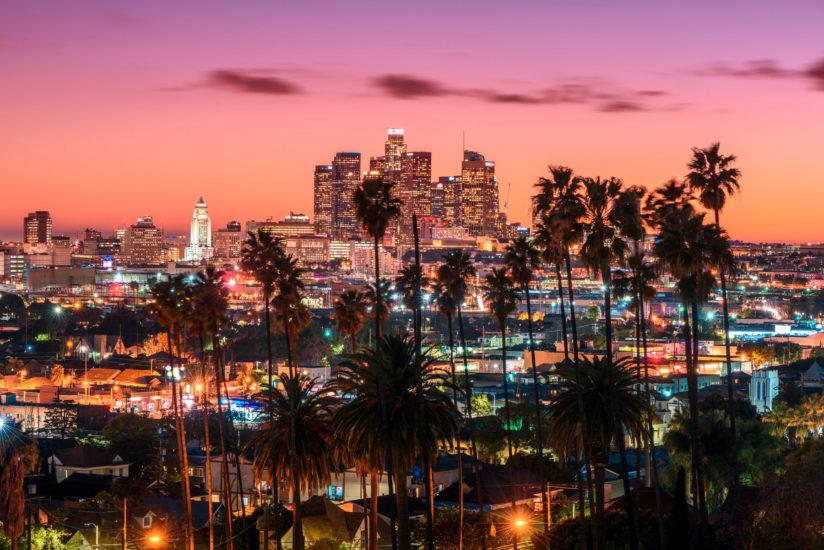 explore L.A. new USC students