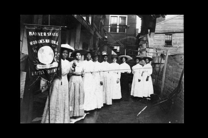 women's suffrage USC experts voting rights
