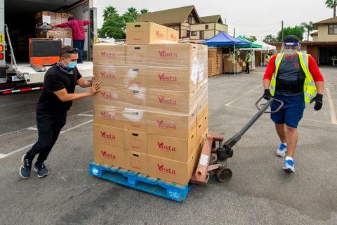 st agnes food distribution