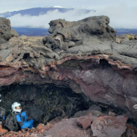 women simulate a Mars colony