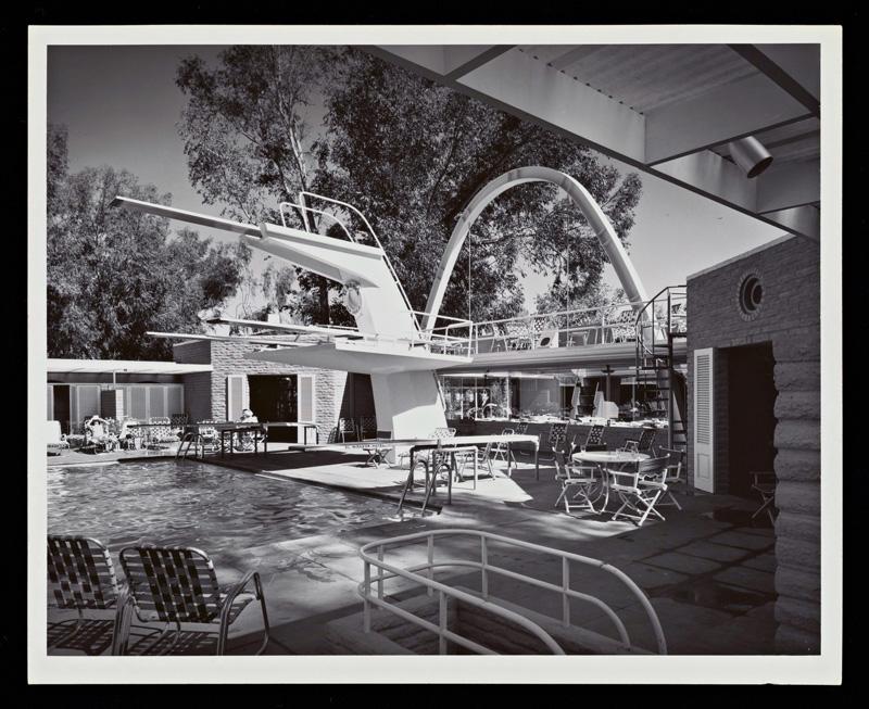 El Mirador Hotel pool