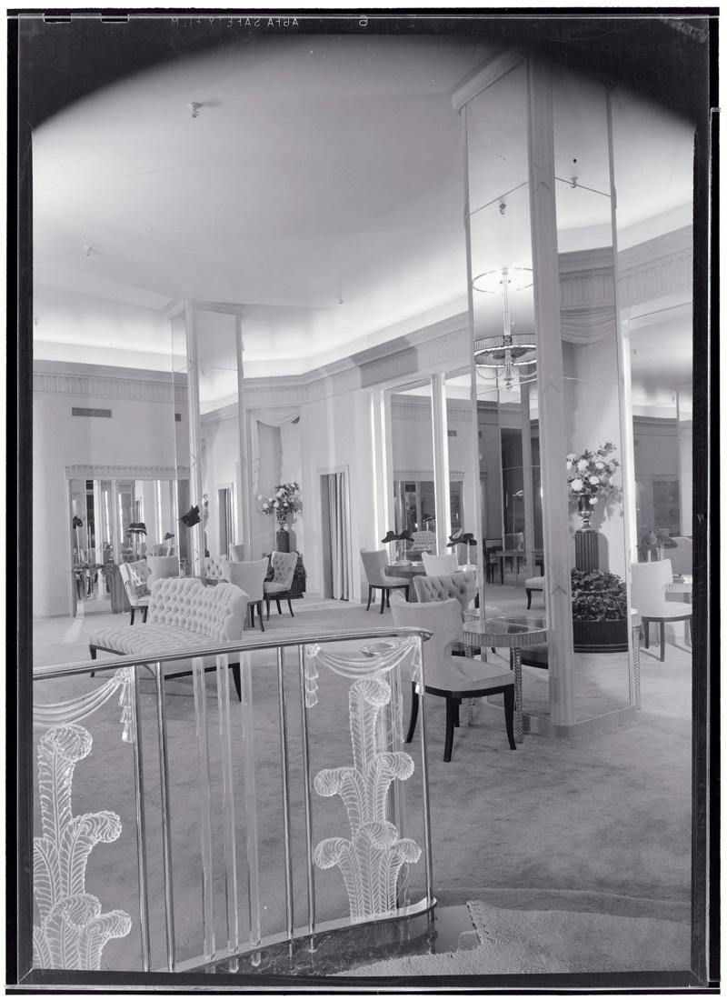 Saks Fifth Avenue interior