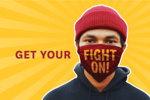 We Are SC Student Health safety campaign