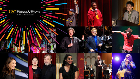 USC Visions & Voices - The Arts and Humanities Initiative