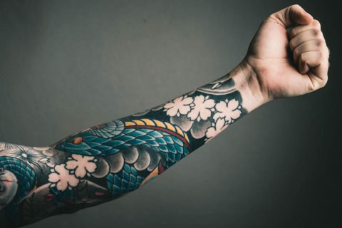 tattoo ink dyes cancer detection