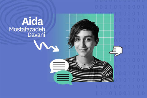 Aida Mostafazadeh Davani