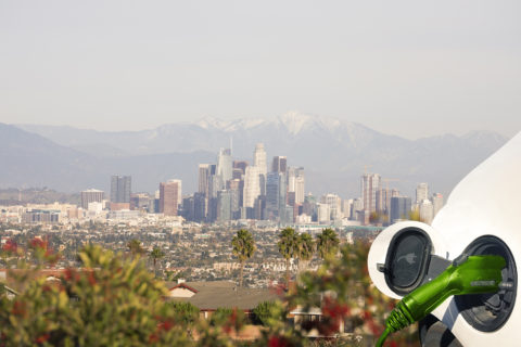 LA barometer sustainability survey climate change los angeles
