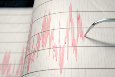 earthquakes rocks San Andreas Fault