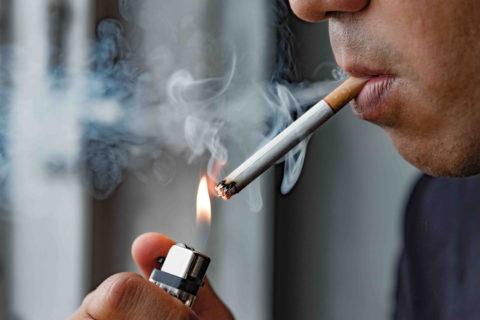 smoking and bladder cancer