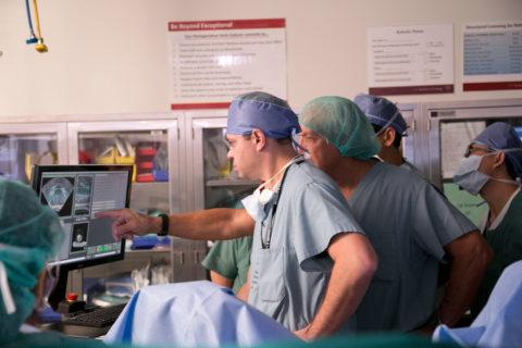 minimally invasive ultrasound ablation