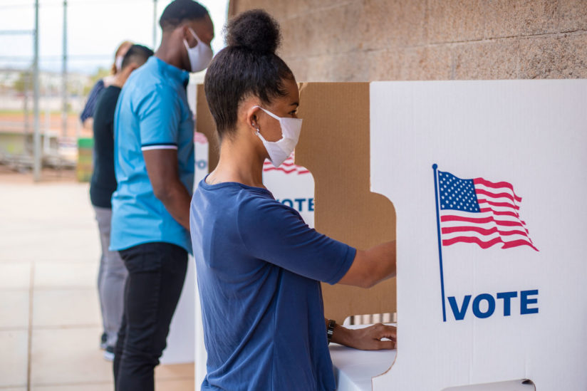 The Voter Communications Task Force