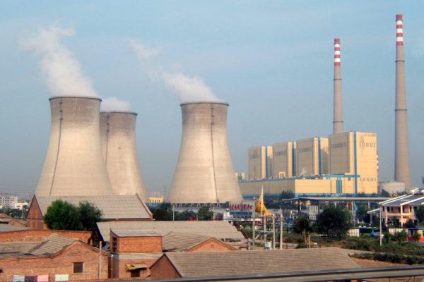 metals pacific ocean Chinese coal plants