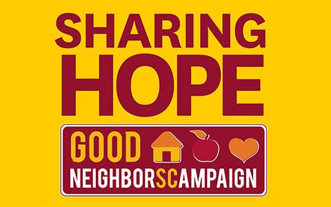 Good Neighbors Campaign logo