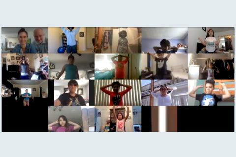 USC Kaufman online dance classes