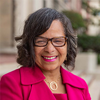 Dean of Diversity, Equity and Inclusion at the USC Price LaVonna Blair Lewis