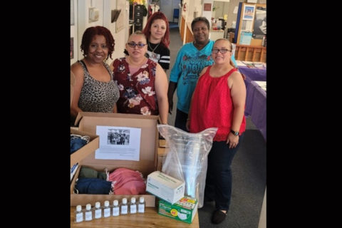 project peacemakers covid advocacy volunteers