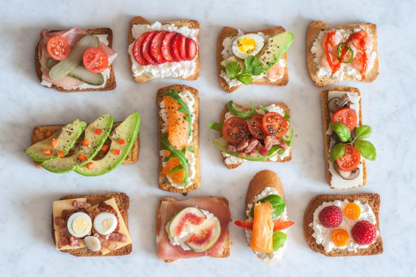 pretty food versus healthy food
