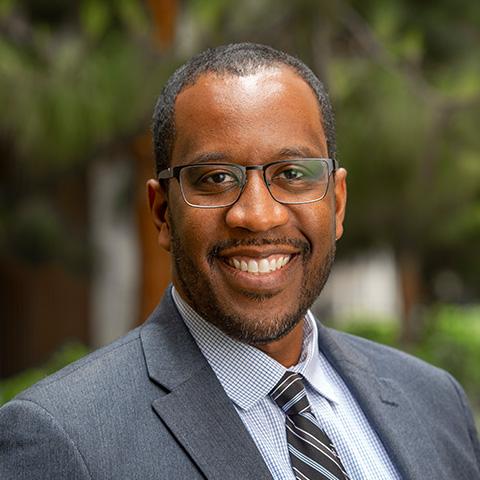 USC student mental health expert Broderick Leaks