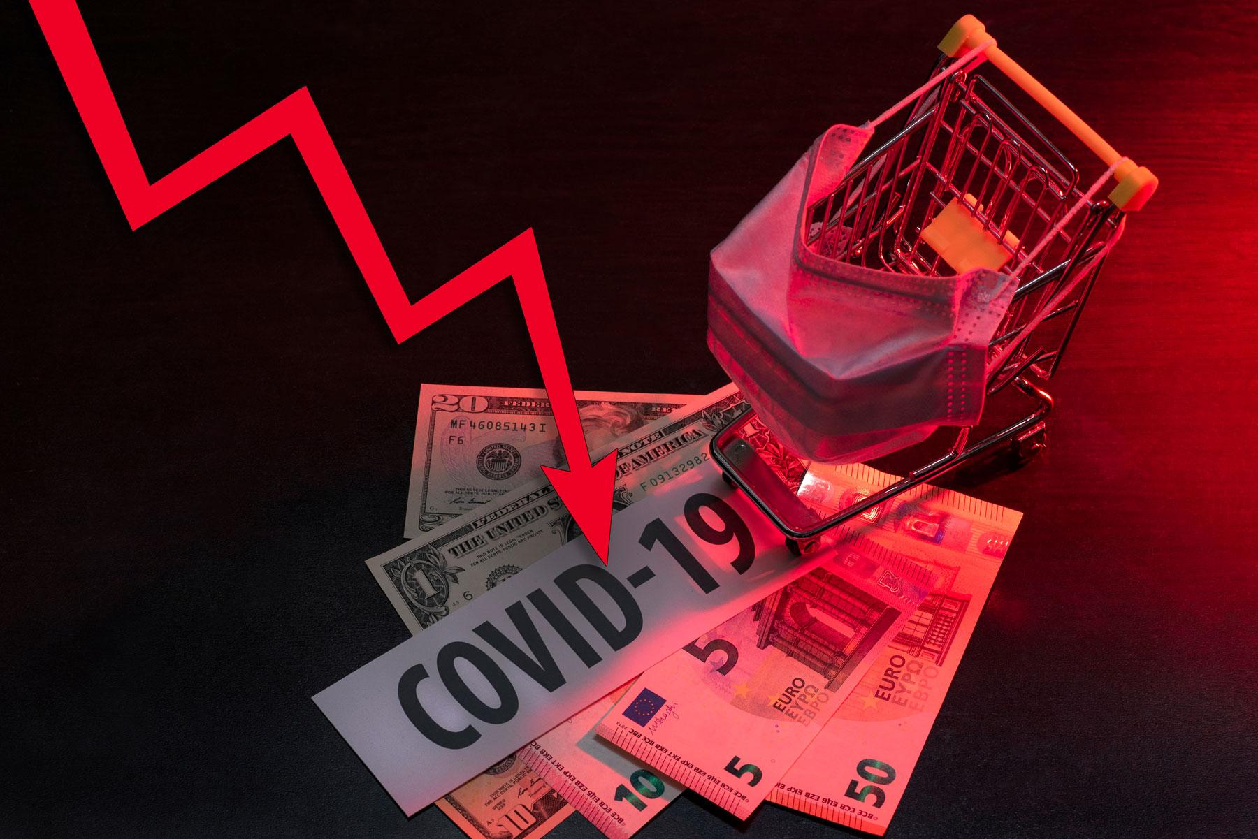 Việc đóng cửa doanh nghiệp do COVID-19 có thể tiêu tốn hàng nghìn tỷ USD GDP của Mỹ