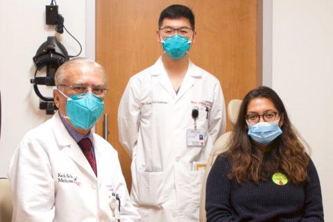 Namita Sarraf glaucoma surgery