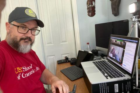 filmmaking virtually