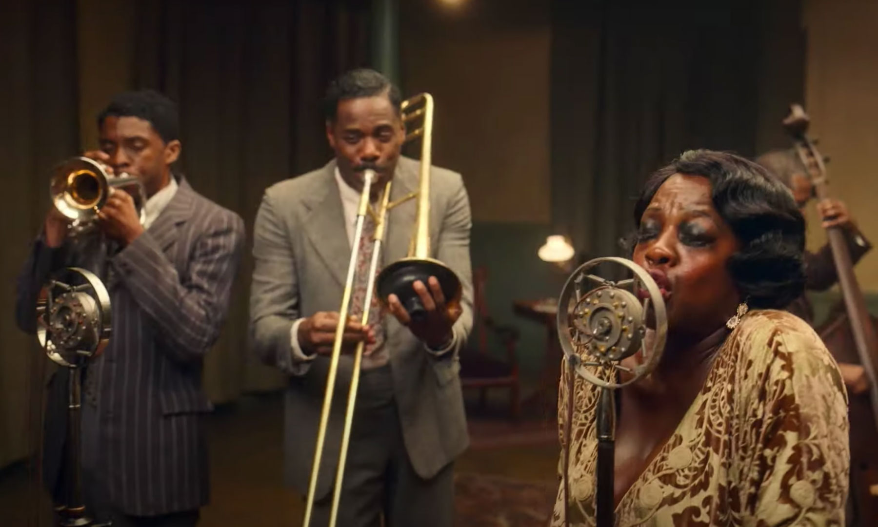 Ma Rainey's Black Bottom: Social impact films 2020