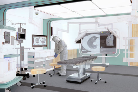 pandemic hospital architecture operating room