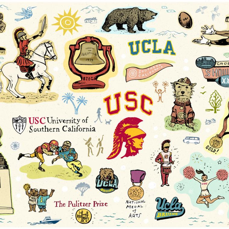南加大近讯:USC Trojan Family