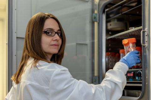 USC scientist Giorgia Quadrato receives Mallinckrodt Grant