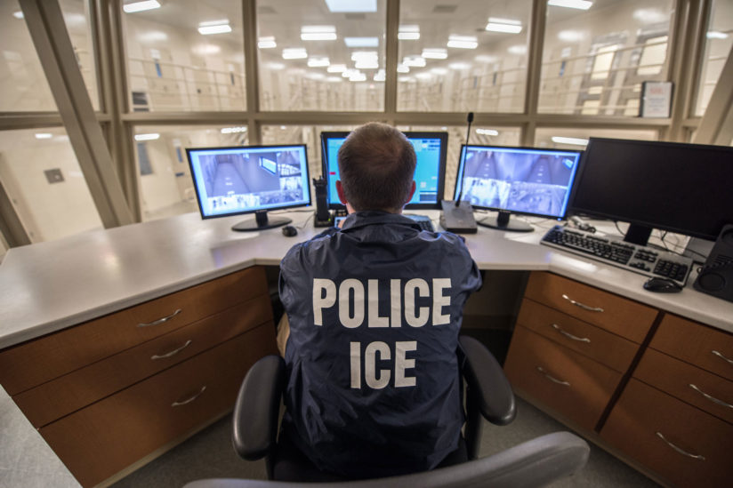 Death among ICE detainees