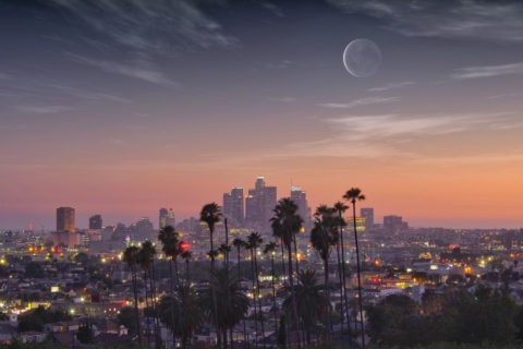 post covid Los Angeles