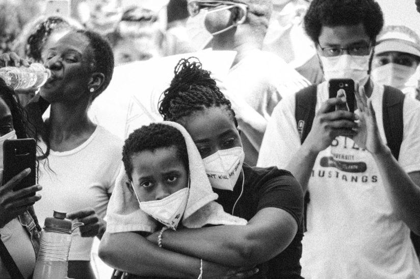 Black families Black History Month
