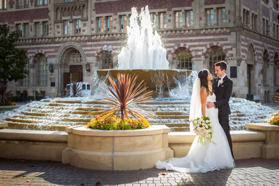 USC alumni couple Cynthia and Nick Mindicino