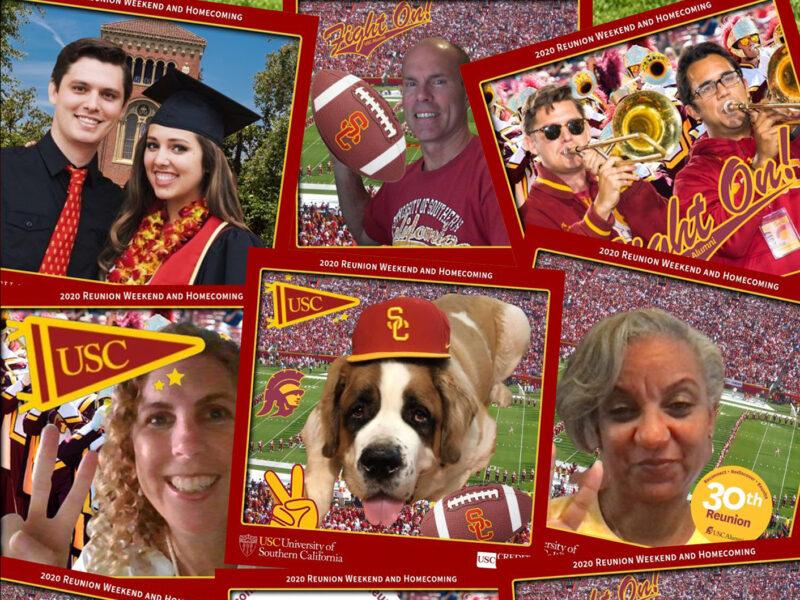 USC reunion weekend highlights