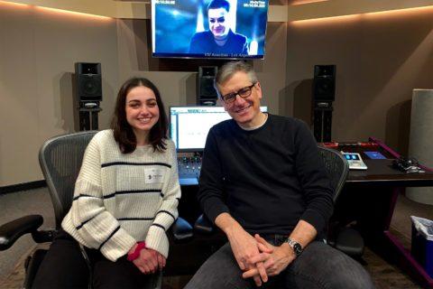 Angie Sarkisyan and John DeMita
