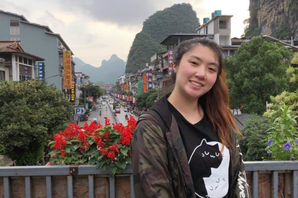Betty Thai USC student