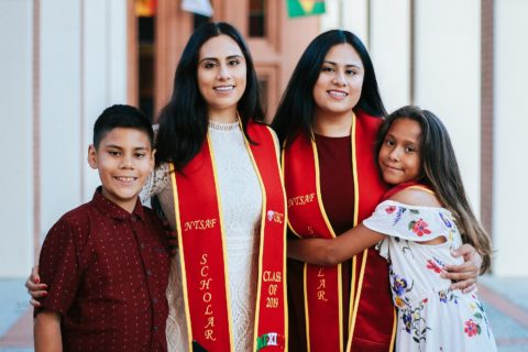 Carmen and Lucero Noyola Trojan Guardian Scholars
