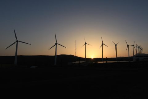 L.A. renewable energy