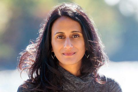 Bina Venkataraman USC commencement