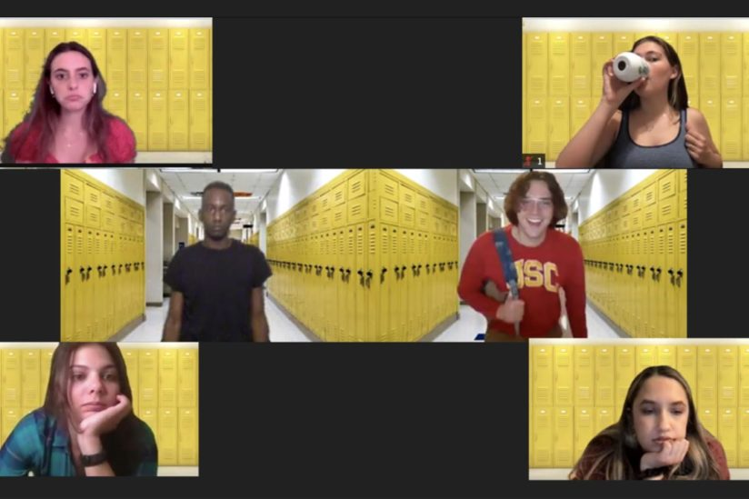 SCetch virtual sketch comedy show