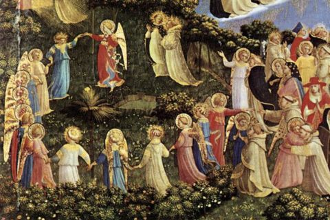 Fra Angelico's Last Judgment