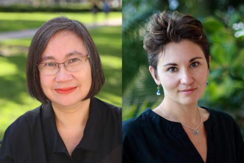Lisa Pon and Nina C. Young USC Guggenheim Fellows