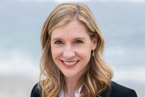 Emily Roxworthy new dean USC School of Dramatic Arts