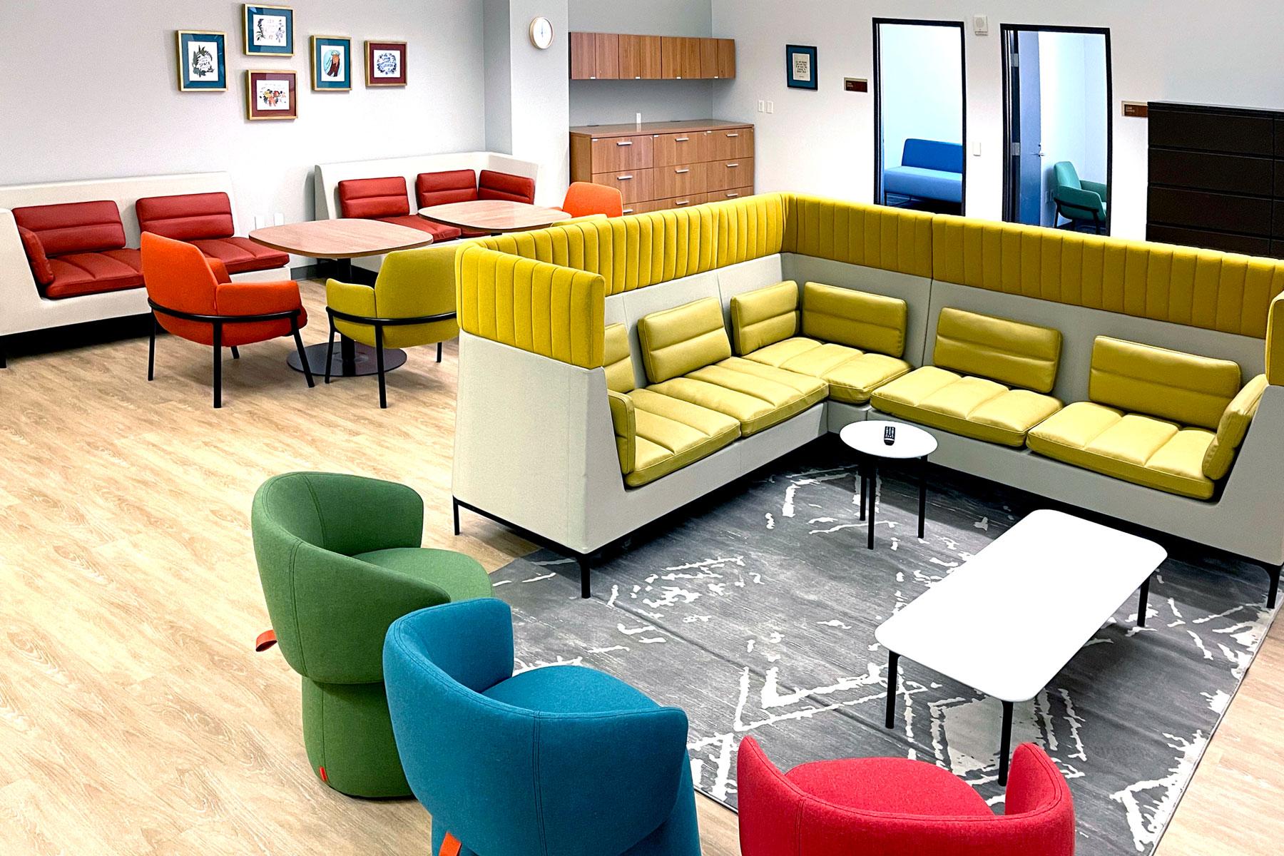 First Gen lounge