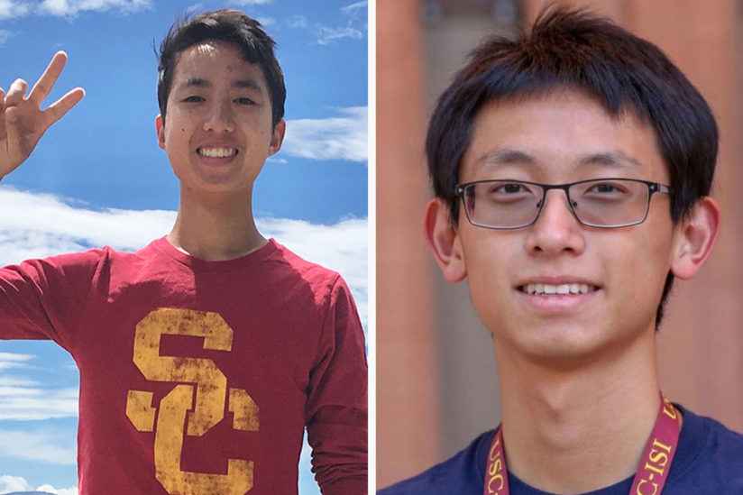 USC 2021 Goldwater Scholarships