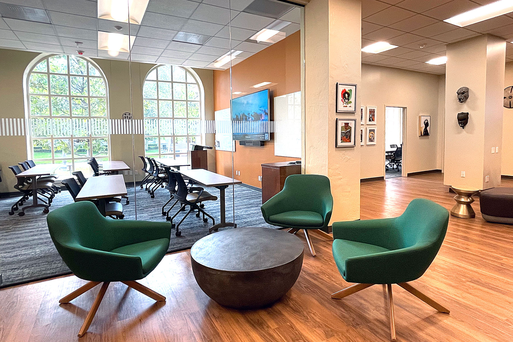 CBCSA Student Union lounge