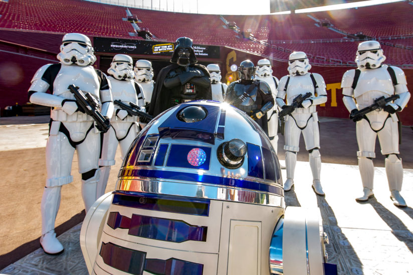 USC May the 4th event Star Wars