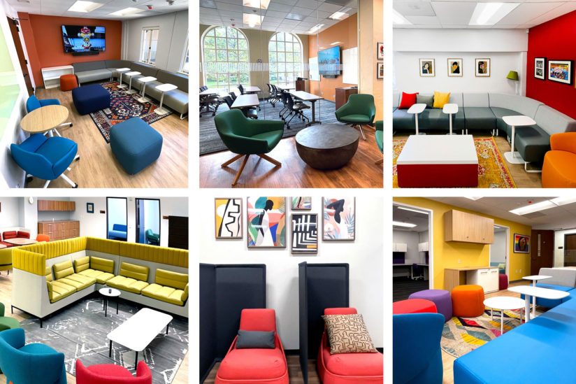 USC cultural centers and student lounges