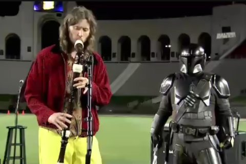 Ludwig Göransson and The Mandalorian
