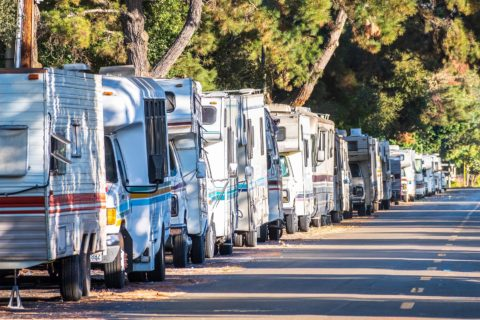 Campers and RVs